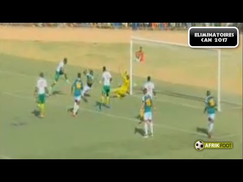 Burundi vs Senegal (0-2) | Qualifications CAN 2017