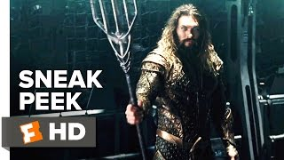Justice League 'Aquaman' Sneak Peek (2017) | Movieclips Trailers