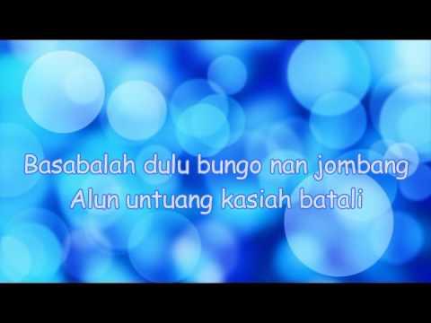 Beniqno - Bungo Larangan Lirik