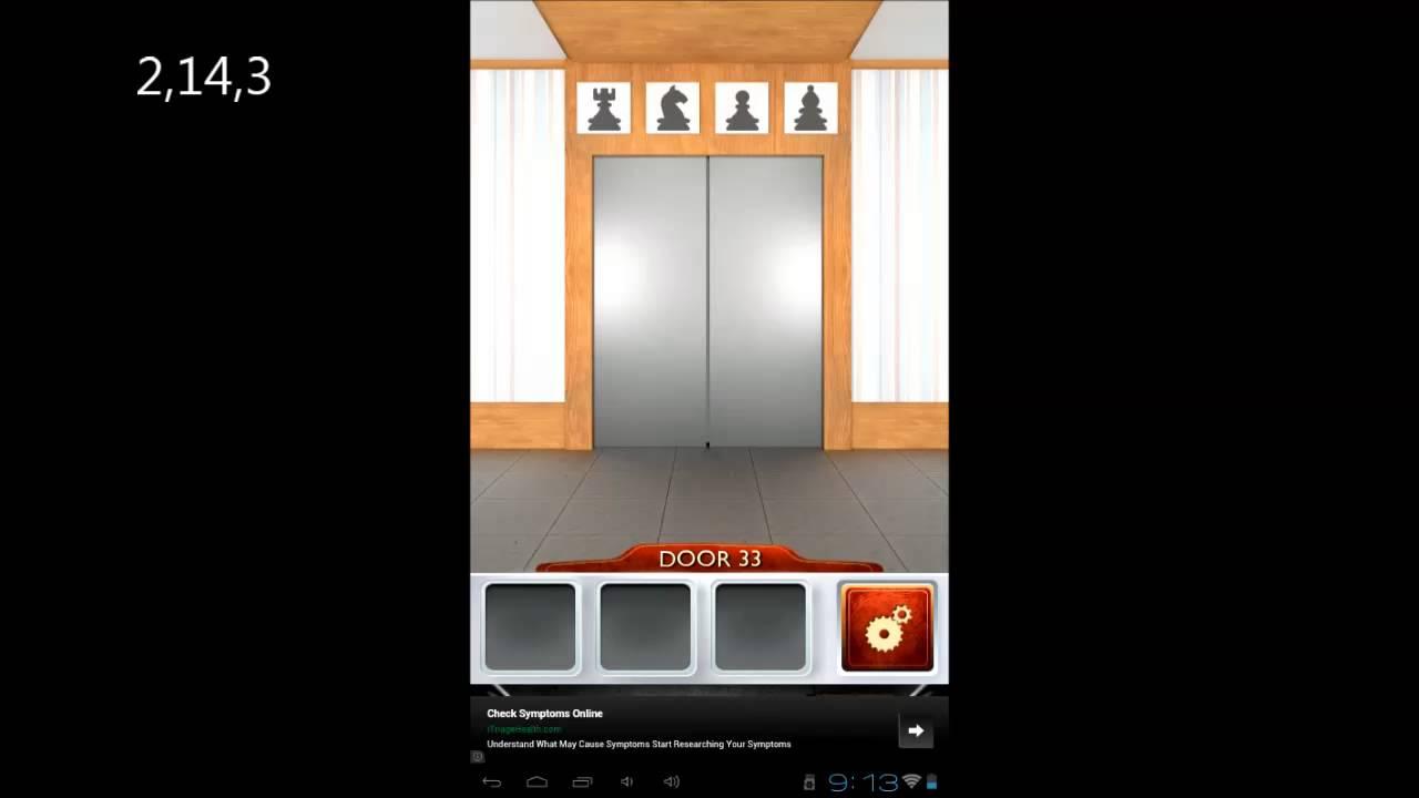 dooors app level 33 walkthrough