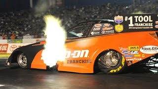 Cruz Pedregon makes quickest Funny Car run in NHRA history