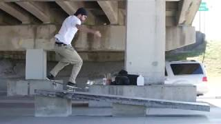 Bradenton Riverwalk Skate Park Montage [2014]