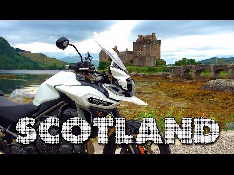Scotland Adventure / Triumph Tiger Explorer XR / MotoGeo Adventures