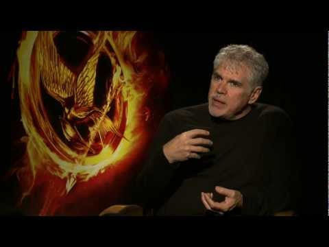 Exclusive  with Gary Ross, director of