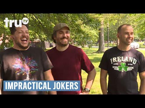 Impractical Jokers - Petition: Preserve Gerard Butler (Deleted Scene)