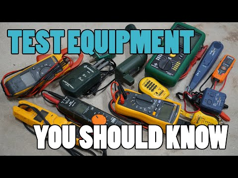 Episode 26 - Electrical Test Equipment Every Electrician Should Know