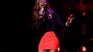 "Amber Holcomb ""My Funny Valentine"" Top 40 American Idol Performance"
