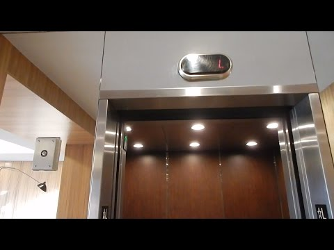 Modded Otis LVM 211 Hydraulic Elevators - Cupertino City Center Apartments, Cupertino CA