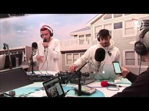 Sfera Ebbasta - Notti ● Live a Radio Deejay (Prod. Charlie Charles)