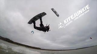 wakestyle with flysurfer speed 4 lotus