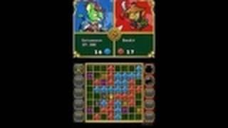 Neopets Puzzle Adventure Nintendo DS Gameplay -