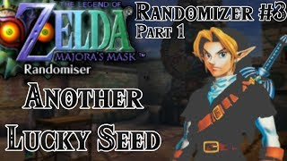 Zelda: Majora's Mask Randomizer #3 - Part 1: Amazing First Cycle