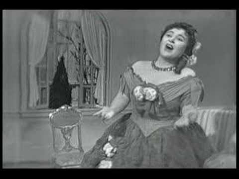 Victoria de los Angeles sings La Traviata (vaimusic.com)