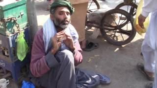 Bummel durch eine pakistanische Kleinstadt