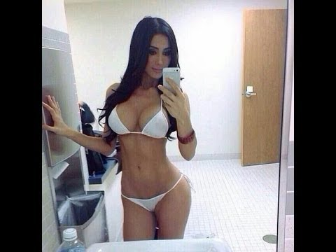 selfies Sexy female fitness