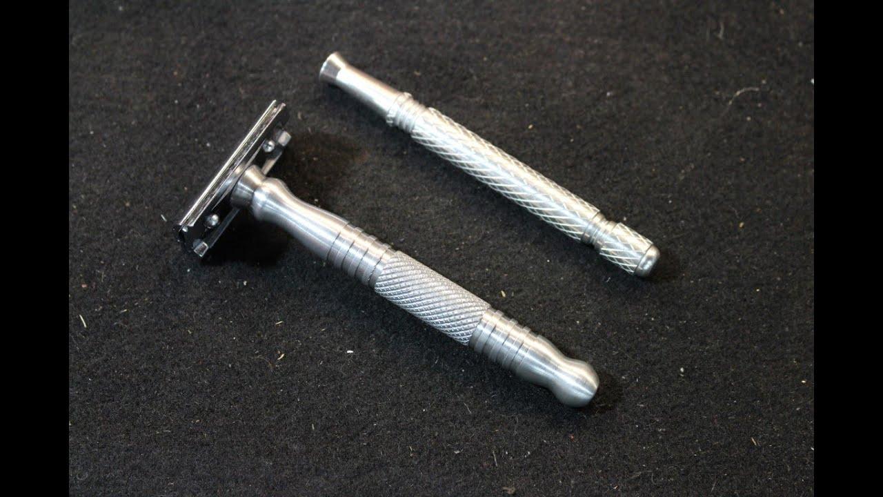 Make A Safety Razor Handle Double Edge Razor, Metal Lathe ...