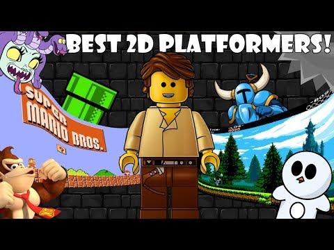 Top 10 2D Platformer Games