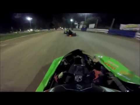 Mighy Joe Motorsports / Joseph Enderle @ Starlite Speedway 8 6 16