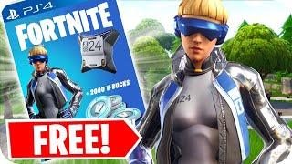 How To Get NEW Neo Versa Skin FREE!!! Fortnite