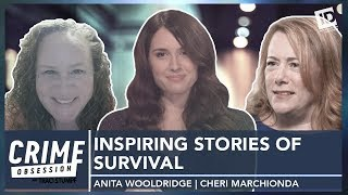 Inspiring Stories of Survival | Crime Obsession with Traci Stumpf