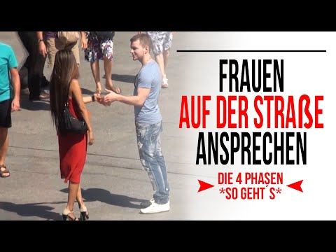 Manner frauen flirt