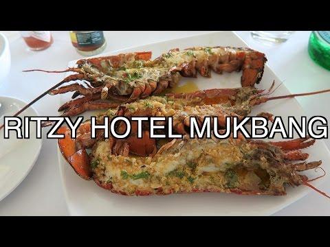 HANOI HOTEL MUKBANG - MOTHER'S DAY MUKBANG