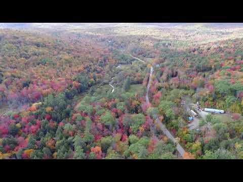 10 15 17 Foliage Tour in the White Mountains of New Hampshire