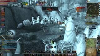 World Of Warcraft 7.0.3  БГ(ферал друид)