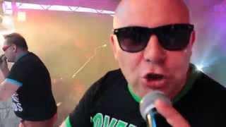 Maxi Dance - Wakacyjny  Koncertowo Ryjewo Festival Disco Bandżo 2014