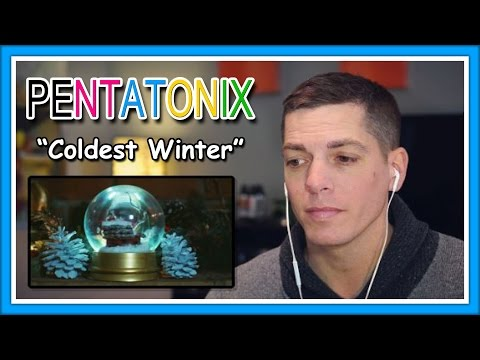 Pentatonix Reaction | [OFFICIAL VIDEO] Coldest Winter