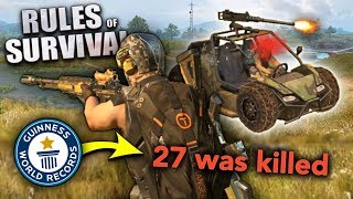 *NEW* PRO Tips & Tricks in Rules of Survival 2019!