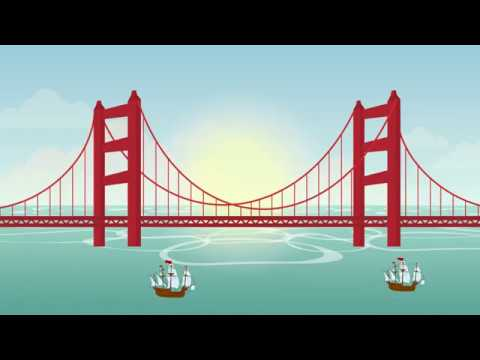 San Francisco History In 5 Minutes - Animated
