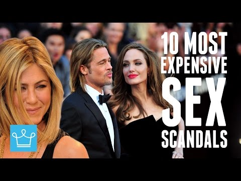 10 Most Expensive Sex Scandals