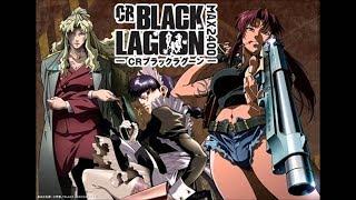 パチンコ系音楽ゲームでblack lagoon(ブラックラグーン)の∃UTOPIAで遊...
