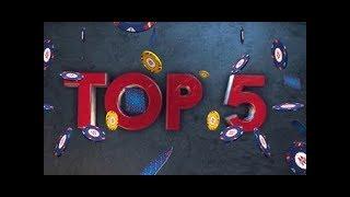 ♠♥♦♣ Top 5 : las manos de la semana #9