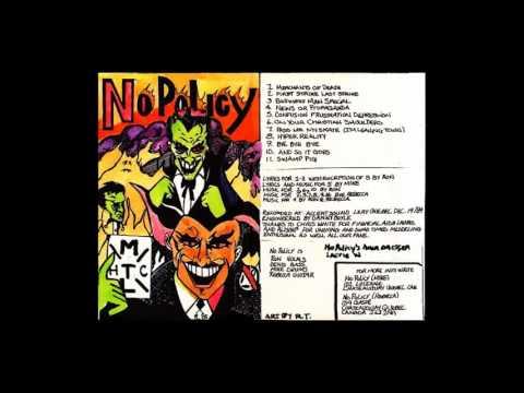 No Policy - MTL HC Demo 1984