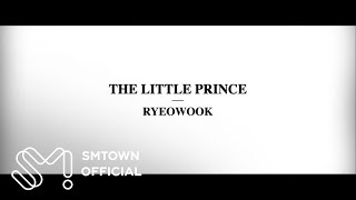 RYEOWOOK 려욱_The 1st Mini Album