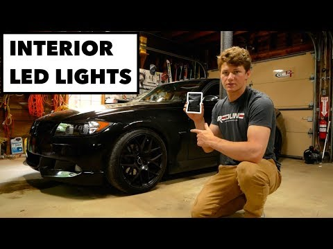 BimLand Interior LED Kit // BMW E90 (3 Series)