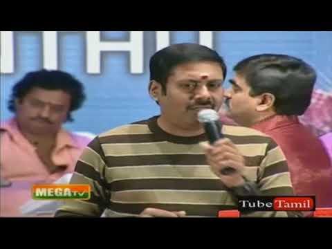 """Sri Ananthu - Singer talks about Mellisai Mannar MS Viswanathan in """"Virundhinar Pakkam"""" -Part-2/2"""