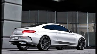 City Car Driving 1.5.5 - Mercedes-Benz C63s AMG Coupe 2017   Cinematic VIDEO   1080p & G27