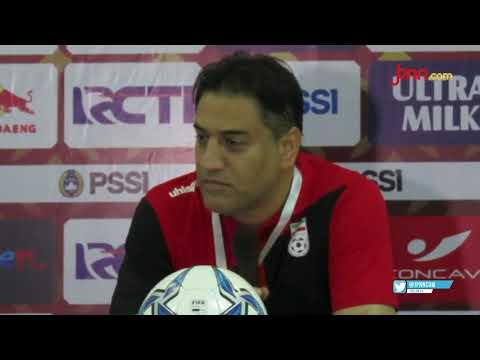 Pengakuan Asisten Pelatih Timnas Iran U-23 Usai Kalah dari Indonesia
