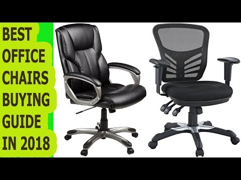 Best Office Chairs In 2018-Best Home Office Chair-Office Chair Reviews