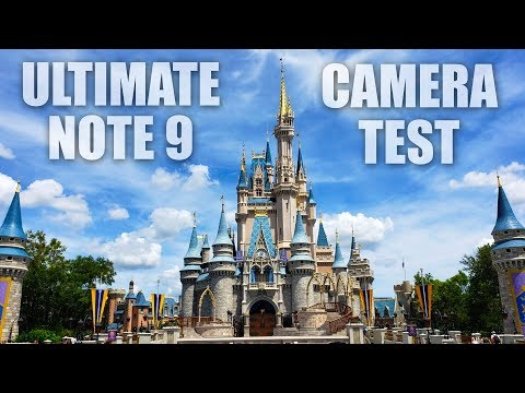 Galaxy Note 9 Camera Real World 4K Video + Photo Test