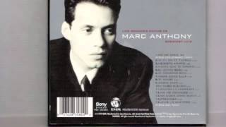 "Marc Anthony   ""No Me Conoces"""