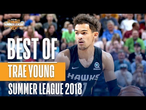 Best Of Trae Young From The 2018 NBA Utah Summer League