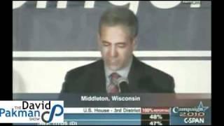 Russ Feingold Concession Speech, Wisconsin Senate Election 2010