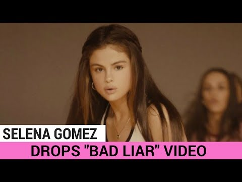 "Selena Gomez's ""Bad Liar"" Video Has A Crazy Twist + 'Fetish'"