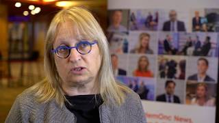 Prognosis and treatment in high-risk MDS
