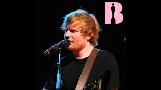 Bloodstream (Live Audio) - Ed Sheeran [Brit Awards 2015] |ThePointlessBlondes
