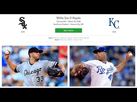 top-mlb-pick-kansas-city-royals-vs-chicago-white-sox-3/29/18-baseball-opening-day